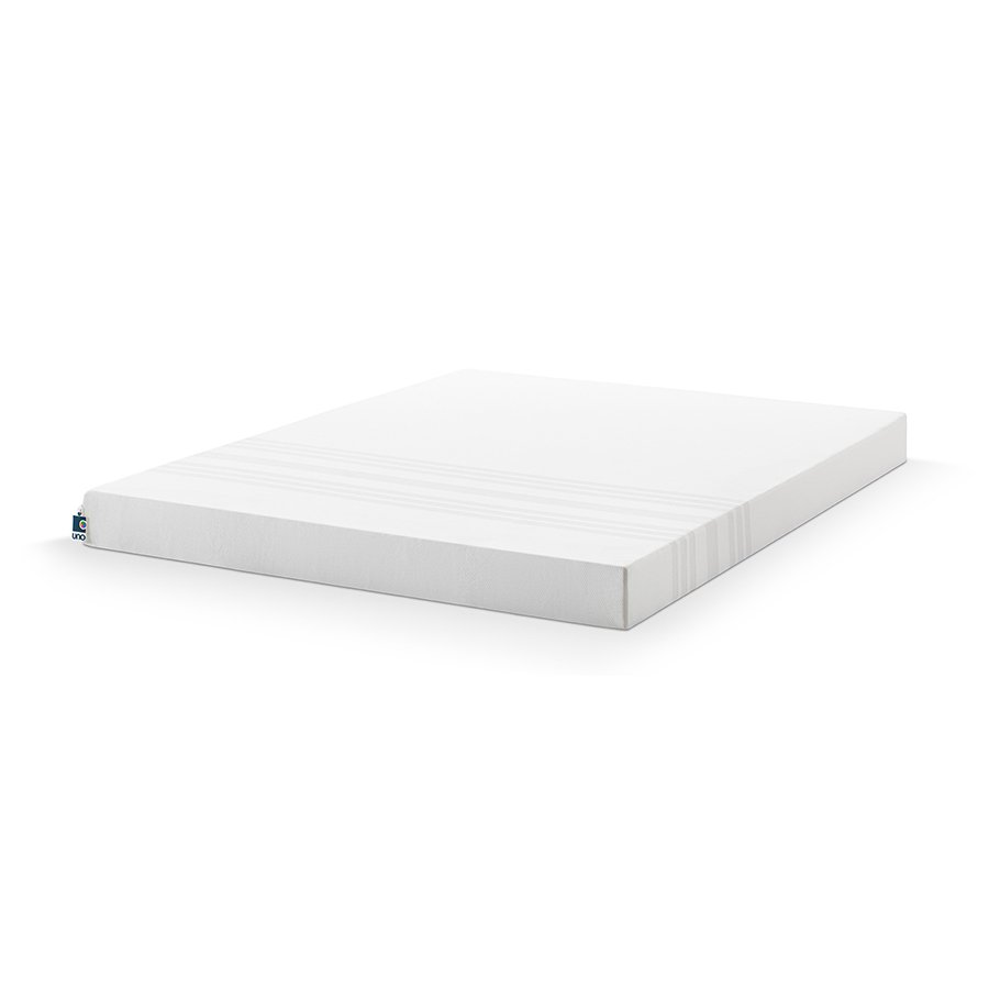 Breasley UNO Easy 3ft Single Memory Topped Mattress (15cm deep)