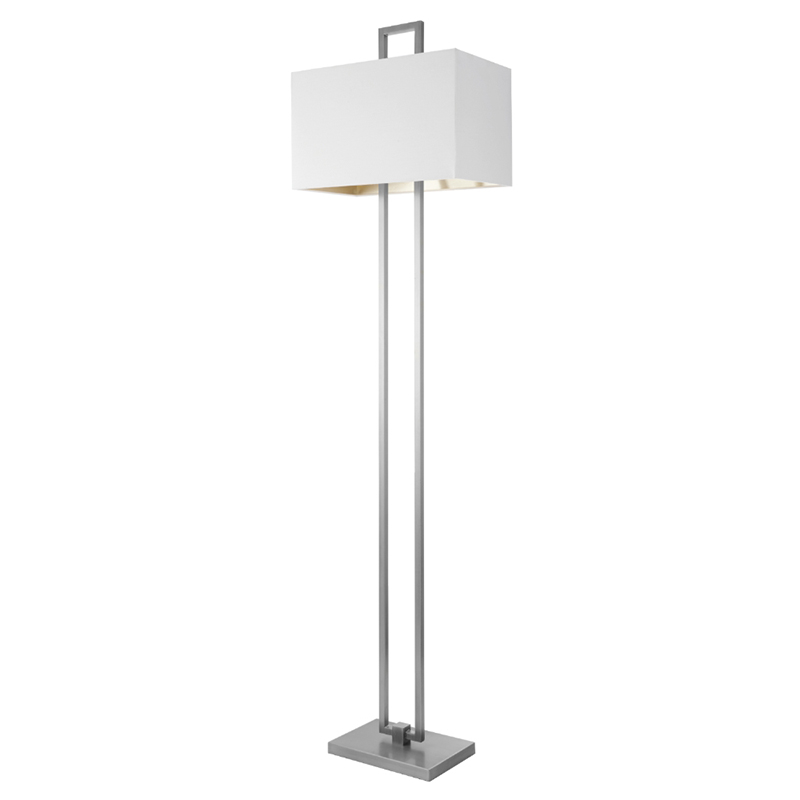 Danby Nickel Floor Lamp