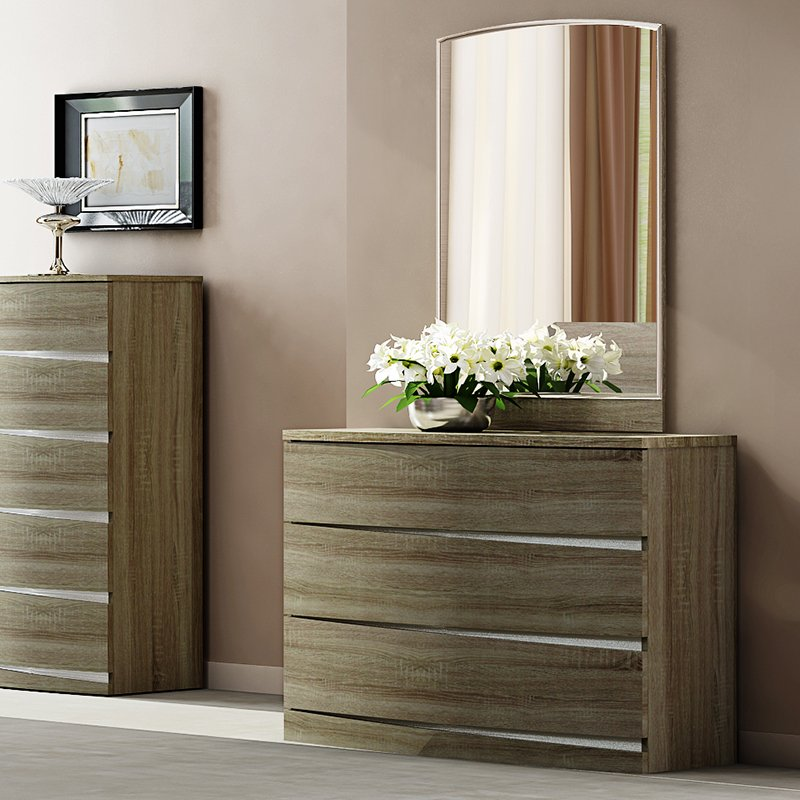 Joyce Wooden Chest of Drawers