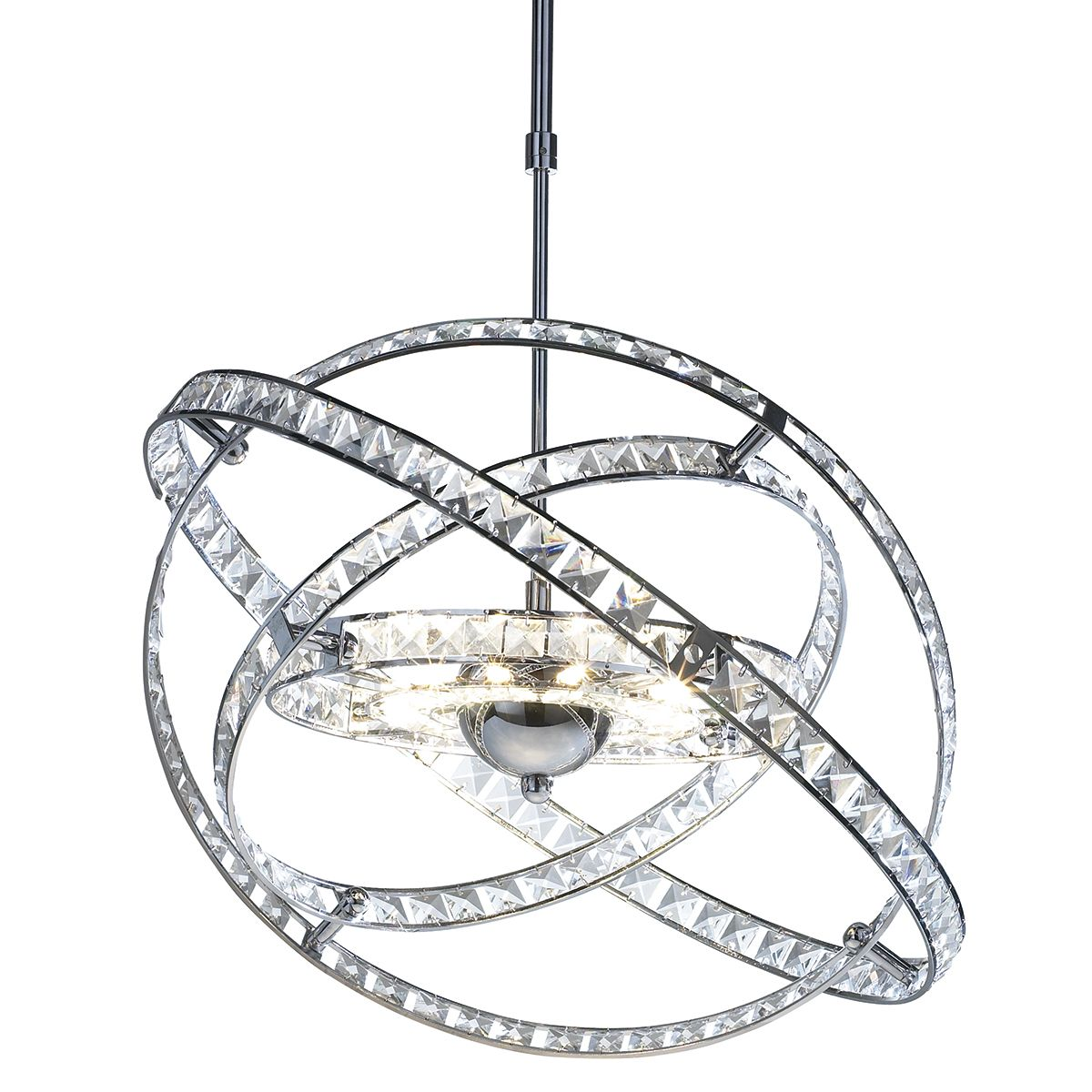 Eternity 10 Bulb Pendant Light