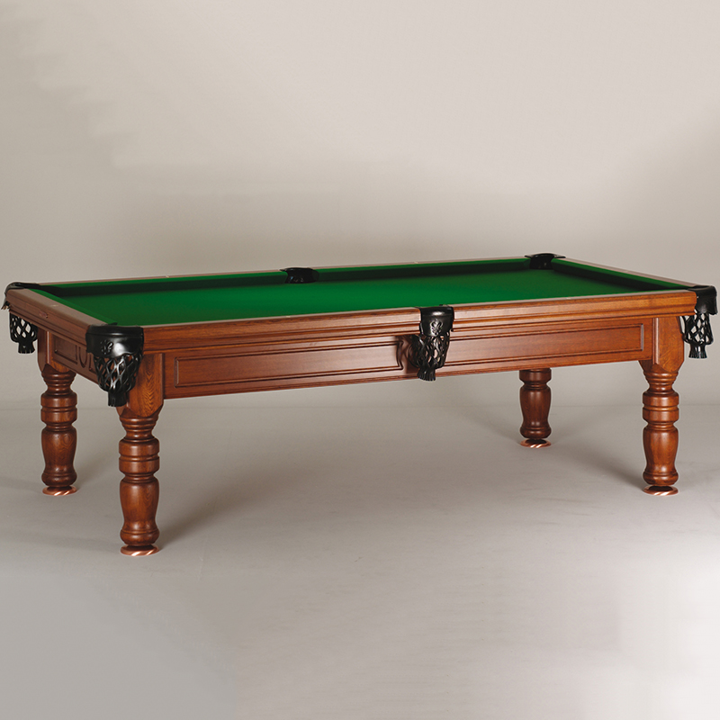 Madrid 8ft High Gloss Pool & Entertainment Dining Table