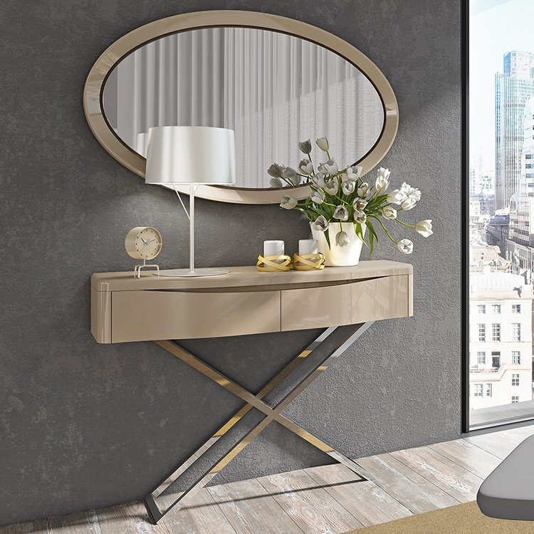 Londres High Gloss Console Table