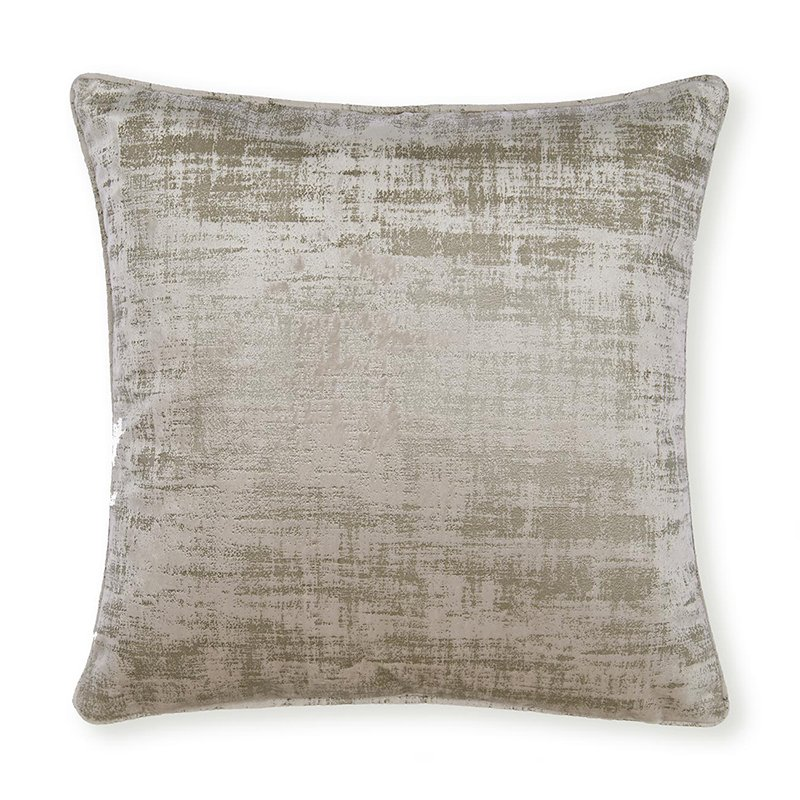Naples Stone Square Cushion