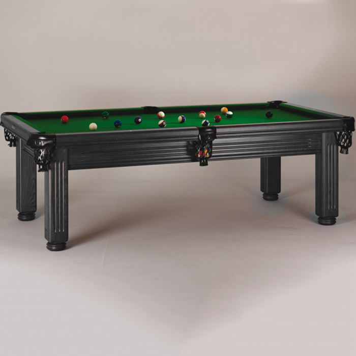 Oporto 8ft Solid Hardwood Pool & Entertainment Dining Table