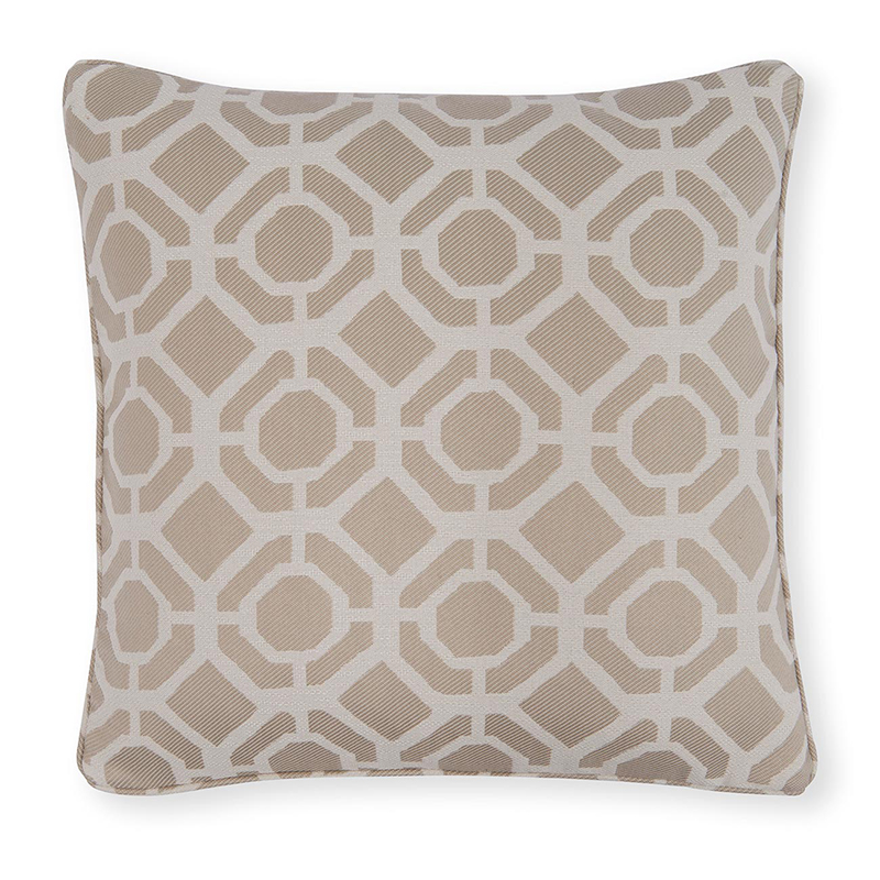 Castello Mushroom Square Cushion
