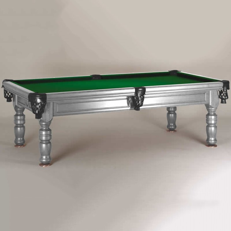 Madrid 7ft High Gloss Pool & Entertainment Dining Table