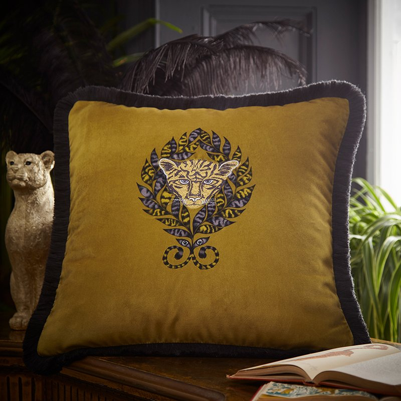 Amazon Bedding Square Cushion