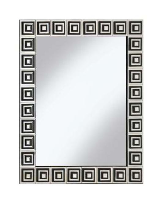 Prestige Rectangular Cube Mirror
