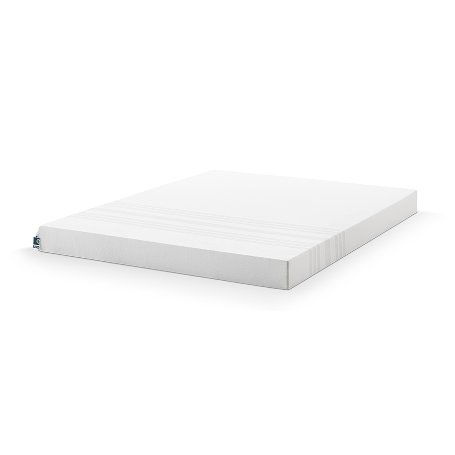 Breasley UNO Easy 4ft6 Double Memory Topped Mattress (15cm deep)
