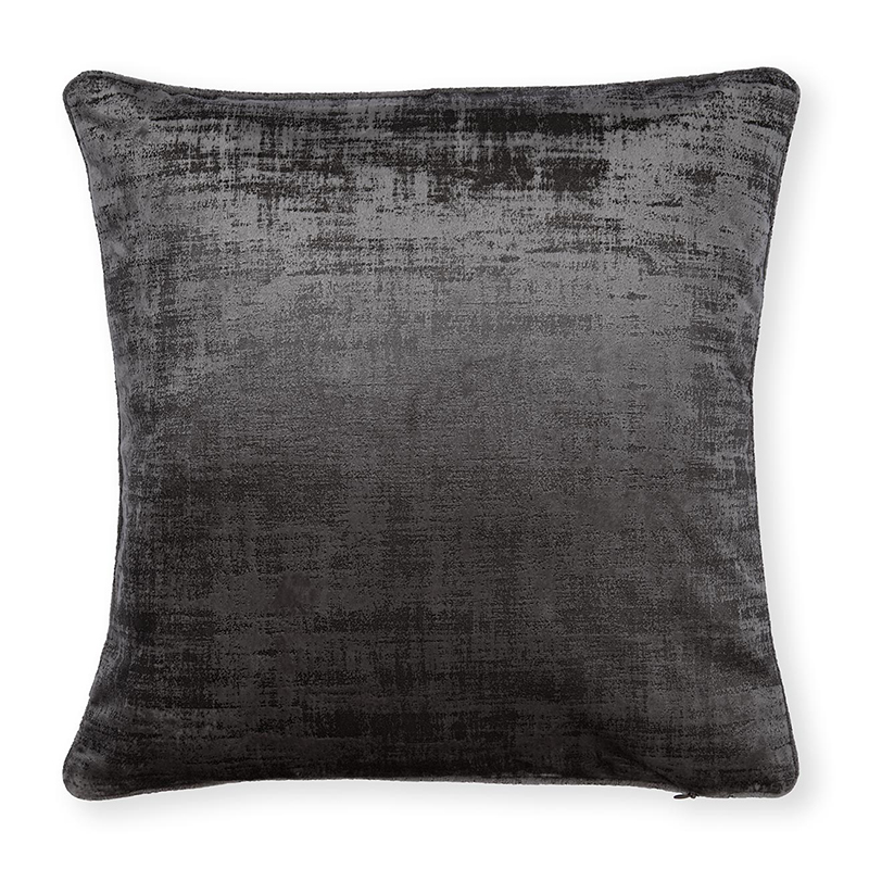 Naples Smoke Square Cushion